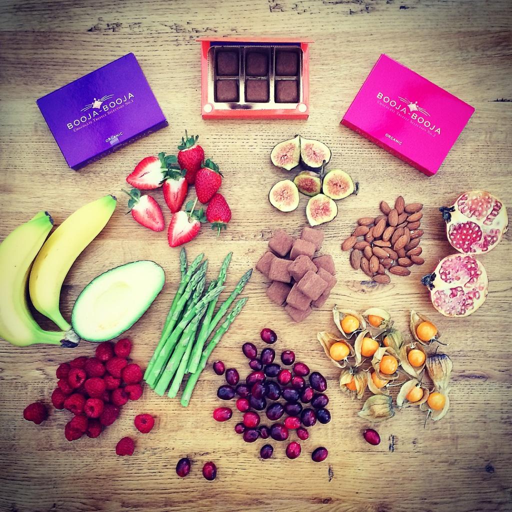 10:12 Detox December healthy food shot