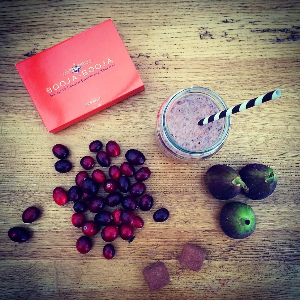 14:12 Fig, Cranberry & Hazlnut Crunch Smoothie - PACK SHOT