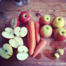 Jucing veg