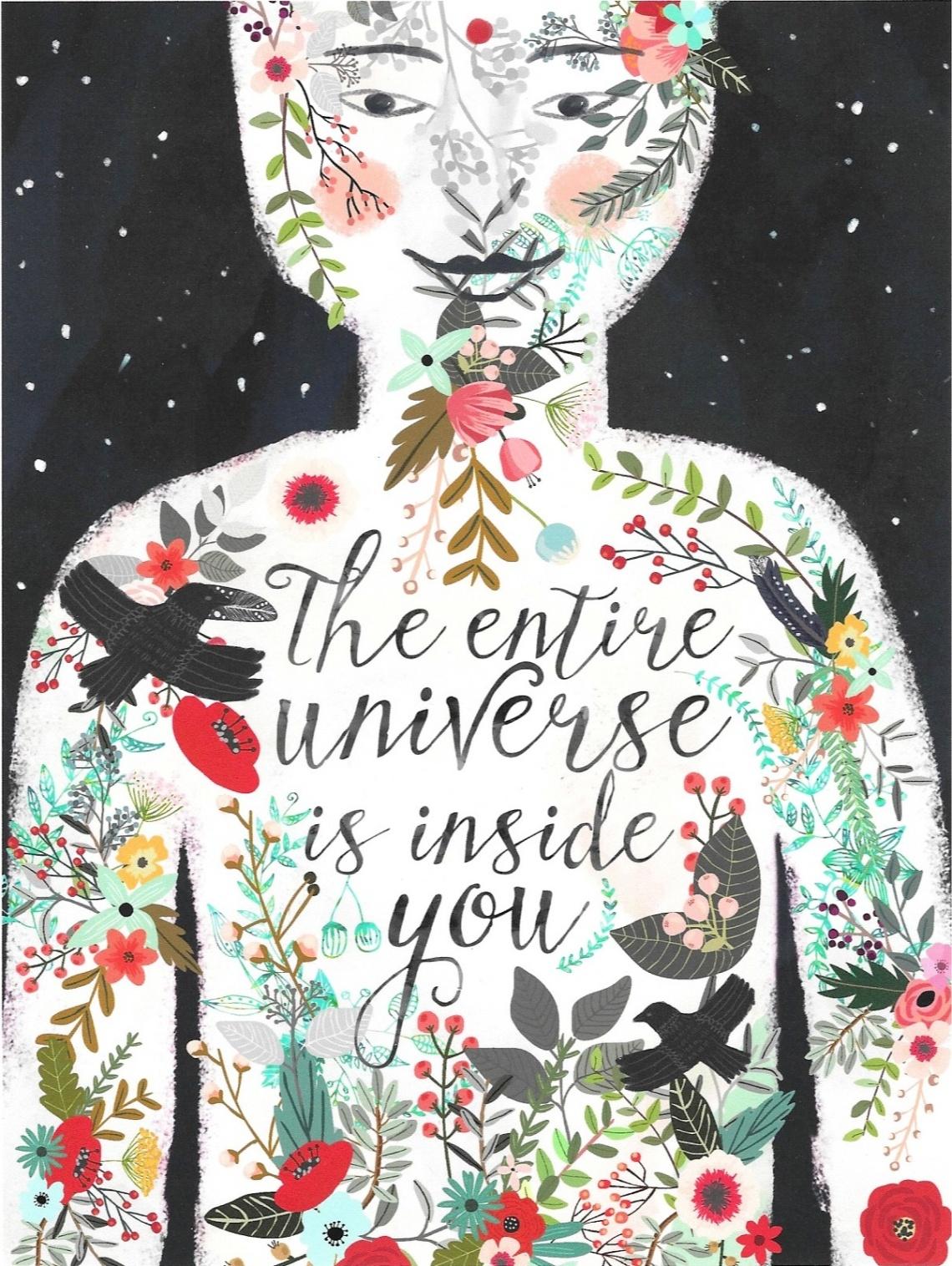 The Universe Print ready
